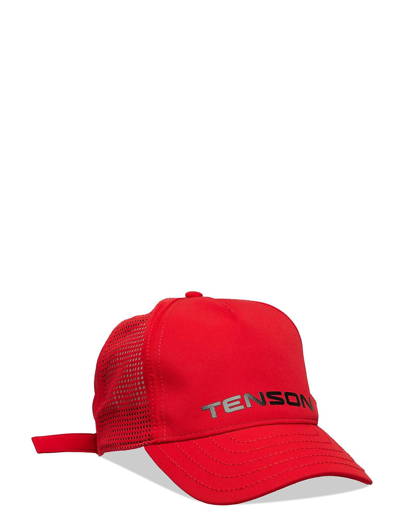 Image of Drive Accessories Headwear Caps Rød Tenson (3158644909)