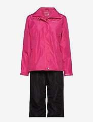 Tenson - Monitor W Set - manteaux de pluie - cerise - 0