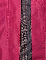 Tenson - Monitor W Set - manteaux de pluie - cerise - 5