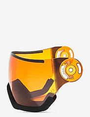 Tenson - Visor - vintersportstilbehør - orange - 1