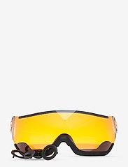 Tenson - Visor - vintersportstilbehør - orange - 2
