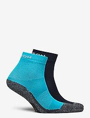 Tenson - 2basicJRtrekcrew - sokken - blue - 1