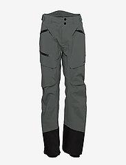 Tenson - Hima - spodnie narciarskie - khaki - 6