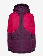 Tenson - Mochi - winterjassen - purple - 1