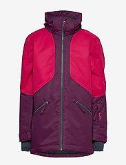 Tenson - Mochi - winterjassen - purple - 5