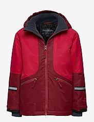 Tenson - Dexter - ski jassen - deep red - 0