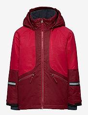 Tenson - Dexter - ski jassen - deep red - 1