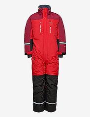 Tenson - Dominic - snowsuit - red - 2