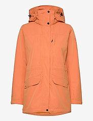Tenson - Maisie - friluftsjackor - orange - 1