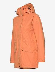 Tenson - Maisie - friluftsjackor - orange - 5