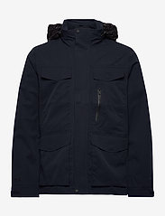 Tenson - Johan - outdoor- & regenjacken - dark blue - 0