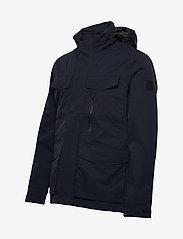Tenson - Johan - outdoor- & regenjacken - dark blue - 2