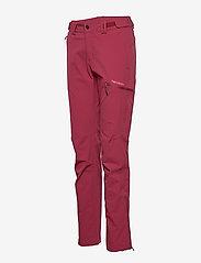Tenson - Merga - ulkohousut - deep red - 2