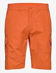 Tenson - Tom - wandel korte broek - orange - 0