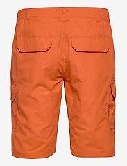 Tenson - Tom - wandel korte broek - orange - 1