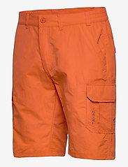 Tenson - Tom - wandel korte broek - orange - 2