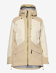Tenson - Jewel Pro - ski jassen - light brown - 0