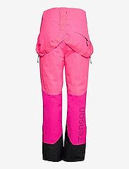 Tenson - Gradient - skibukser - pink - 1