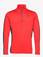 Tenson - Everly - fleece - orange - 0