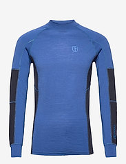 Tenson - Woollis - thermo ondershirts - blue - 0