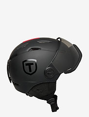 Tenson - TERRA VISOR - talviurheiluvälineet - black - 2