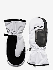 Tenson - WHISTLER MITTEN - accessories - white - 0