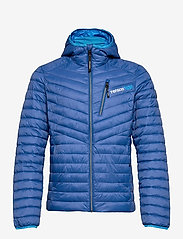 Tenson - Race AirPush M - ski jassen - blue - 0