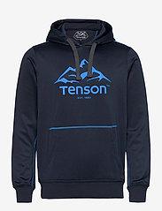 Tenson - Mount Race Hoodie - fleece - dark navy - 0