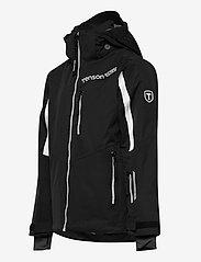 Tenson - Flexi Race - winterjassen - black - 2