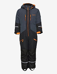 Tenson - Dragon - snowsuit - dark blue - 0