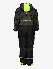 Tenson - Dragon - snowsuit - khaki - 1