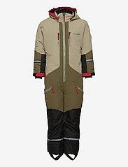 Tenson - Dragon - snowsuit - sand - 0