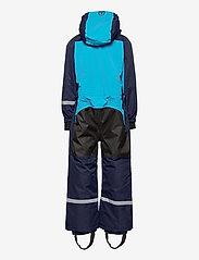Tenson - Dibbler - snowsuit - dark blue - 1