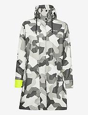 Tenson - Vesta - manteaux de pluie - light grey - 0