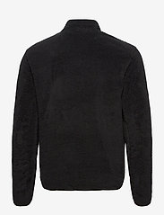 Tenson - Nechako Pile Jkt M - basic-sweatshirts - black - 2