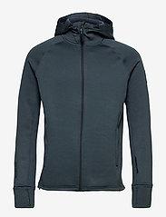 Tenson - Icon Hoodie M - basic-sweatshirts - dark blue - 0
