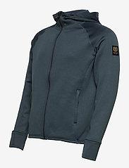 Tenson - Icon Hoodie M - basic-sweatshirts - dark blue - 2