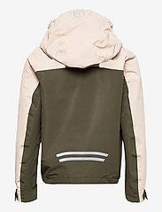 Tenson - Wave Jacket jr - shell- & regenjassen - khaki - 1