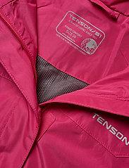 Tenson - Monitor W Set - manteaux de pluie - cerise - 3