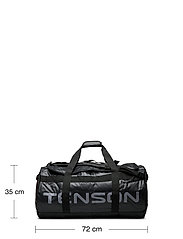 Tenson - Travel 90L - salilaukut - black - 6
