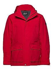 Lonan Outerwear men - RED