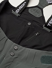 Tenson - Hima - spodnie narciarskie - khaki - 8