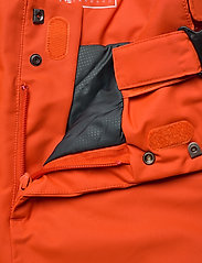 Tenson - Salome - shell pants - orange - 4