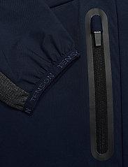 Tenson - Flora - softshell-jackor - dark blue - 3