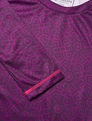Tenson - Poppy Print - onderkleren - purple - 4