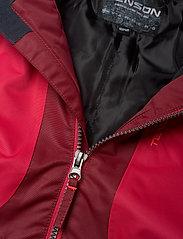 Tenson - Dexter - ski jassen - deep red - 4