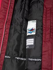 Tenson - Dexter - ski jassen - deep red - 6