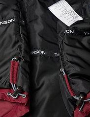 Tenson - Dexter - ski jassen - deep red - 8