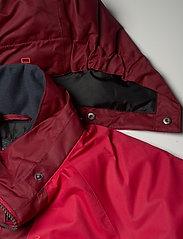 Tenson - Dexter - ski jassen - deep red - 7