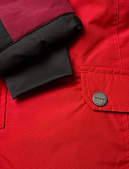 Tenson - Dominic - snowsuit - red - 6